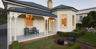 Hosking House - New Plymouth - Κτίριο
