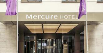 Mercure Hotel Wiesbaden City - Wiesbaden - Bygning