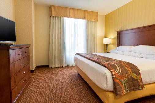 Drury Inn & Suites Phoenix Tempe - Tempe - Bedroom
