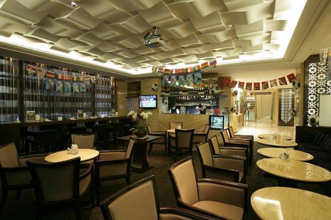 Fullon Hotel Taipei, Central - Taipei - Bar