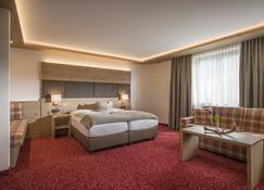 Hotel Andreas Hofer - Куфштайн - Спальня