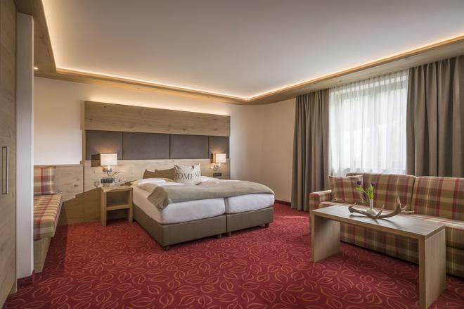 Hotel Andreas Hofer - Kufstein - Bedroom
