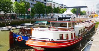 Boat hotel seven, 8 people Rotterdam city center - Rotterdam