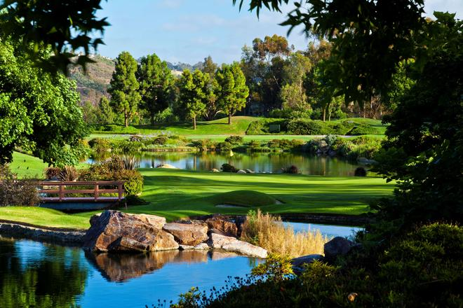 Park Hyatt Aviara Resort And Spa - Carlsbad - Golfkenttä