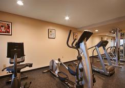 Best Western East Brunswick Inn - East Brunswick - Gym