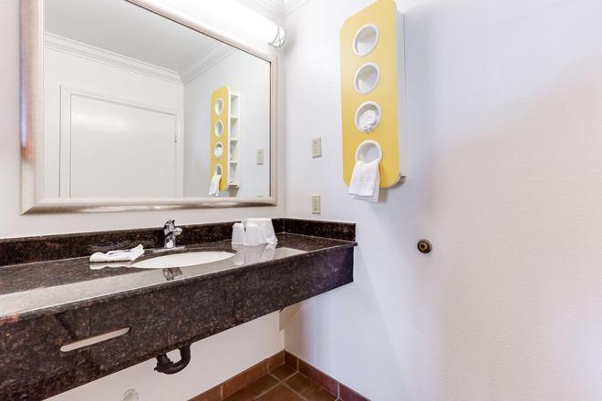 聖約瑟會議中心6號汽車旅館 - 聖何塞 - 浴室