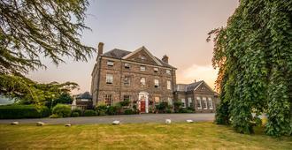 Peterstone Court - Brecon - Edificio