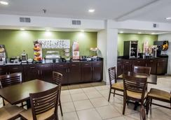 Sleep Inn Gallup - Gallup - Restaurant