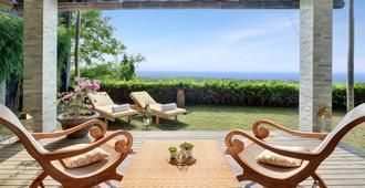 Hidden Hills Villas - South Kuta - Patio