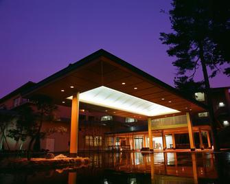 Jodogahama Park Hotel - Miyako - Budova