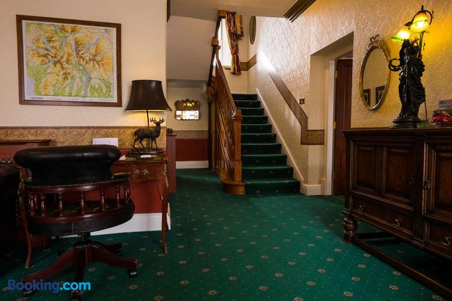The Willowsmere - Adults Only - Windermere - Front desk