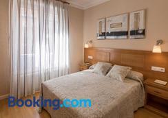 Hostal Santillan - Madrid - Bedroom