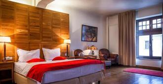 Rembrandt Hotel - בוקרשט - חדר שינה