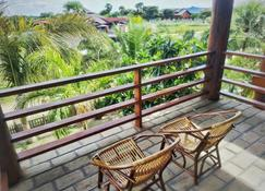 Bagan Village Resort Hotel - Bagan - Balcony
