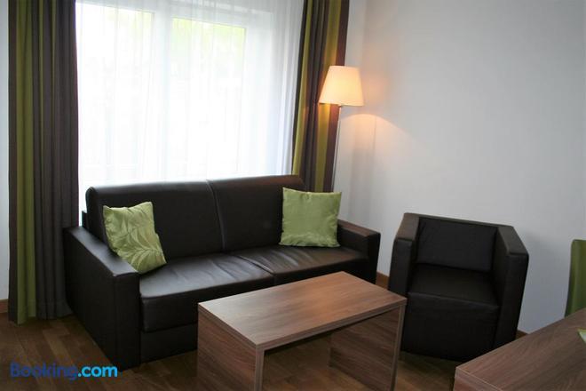 Stadthotel Bernstein - Regensburg - Living room