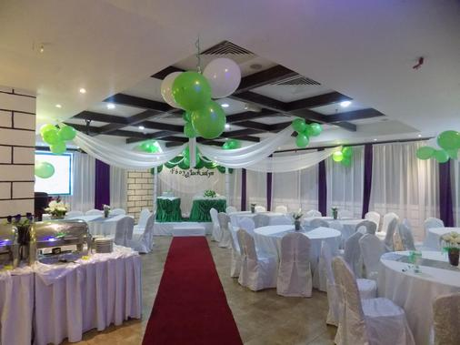 Dream Palace Hotel - Dubai - Banquet hall