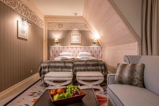 Aries Hotel & Spa - Zakopane - Bedroom