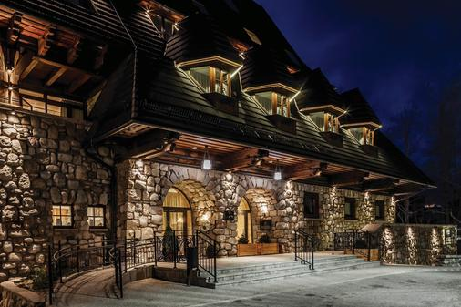 Aries Hotel & Spa - Zakopane - Building