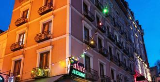 Hotel Agan - Estambul - Edificio