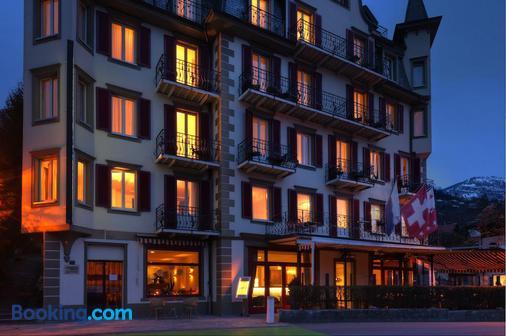 Seehotel Gotthard - Weggis - Building