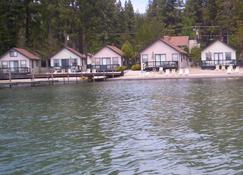 Franciscan Lakeside Lodge - Tahoe Vista - Vista del exterior