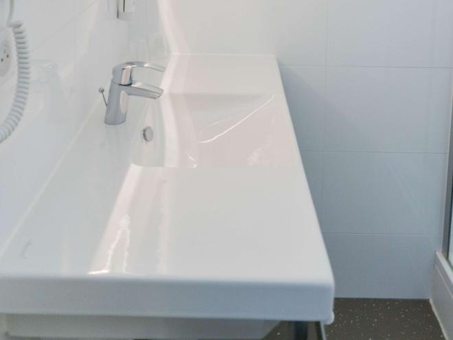 歐羅巴酒店 - 魯西隆地區卡內 - 卡內特恩多克 - 浴室