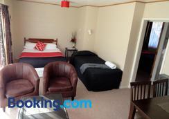Aarburg Airport Motel - Christchurch - Bedroom
