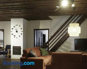 Ferienwohnung Moarhofer - Zederhaus - Living room
