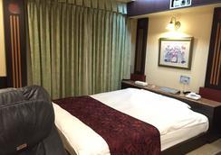 Hotel Porto DI Mare Kobe - Adults Only - Kobe - Κρεβατοκάμαρα