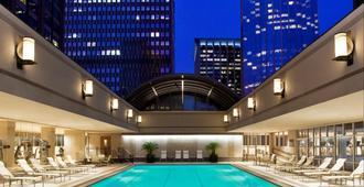 Sheraton Boston Hotel - בוסטון - בריכה