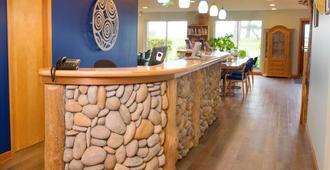 Ocean Resort - Campbell River - Vastaanotto