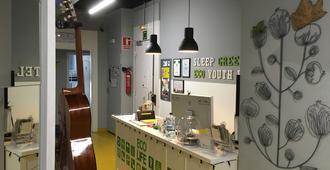 Sleep Green - Certified Eco Youth Hostel Barcelona - Barcelona