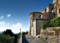 Torre Dei Serviti - Casole d'Elsa - Udsigt