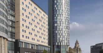 Radisson Blu Hotel, Liverpool - Liverpool - Rakennus