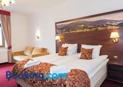 Hotel Buczyński Medical&Spa - Świeradów-Zdrój - Bedroom