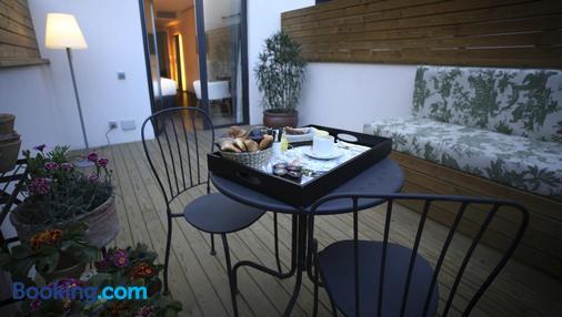 Ofelias Hotel - Barcelona - Balcony