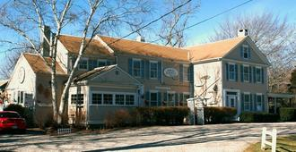 Simmons Homestead Inn - Hyannis - Toà nhà