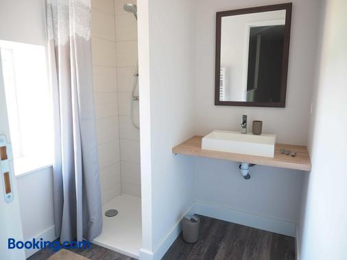 Hameau de La Landrière à 3 min du Puy du Fou - Chambretaud - Bathroom