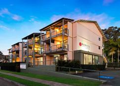 溫德姆弗林斯海灘酒店 - 馬克夸立港 - 麥覺里港 - 建築