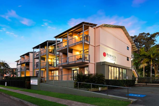 Ramada Resort Flynns Beach - Port Macquarie - Κτίριο