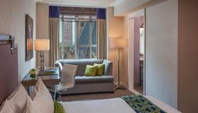 Kimpton Hotel Palomar Philadelphia - Philadelphia - Soveværelse