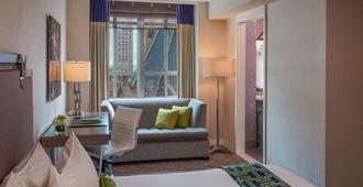 Kimpton Hotel Palomar Philadelphia - פילדלפיה - חדר שינה