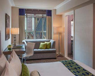 Kimpton Hotel Palomar Philadelphia - Филадельфия - Спальня