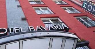 Bavaria Boutique Hotel - Munique - Edifício