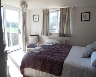 Sampsons Farm Country Hotel - Newton Abbot - Bedroom