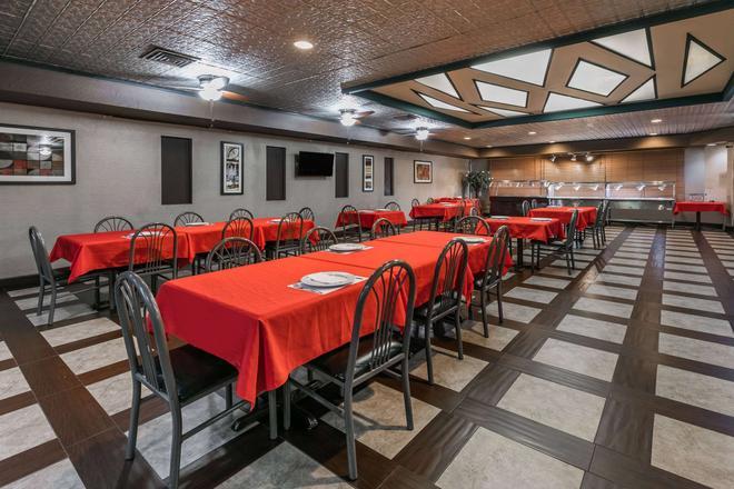 Ramada by Wyndham Odessa Near University of Texas Permian - Odessa - Εστιατόριο