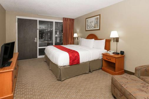 Ramada by Wyndham Odessa Near University of Texas Permian - Odessa - Phòng ngủ