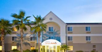 Sonesta Simply Suites Jacksonville - ג'קסונוויל - בניין