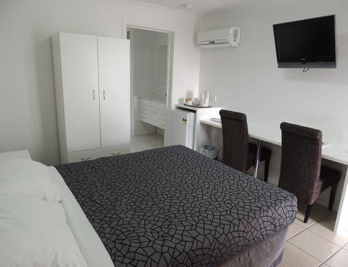 Park View Motel - Gladstone - Bedroom