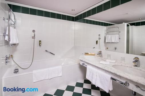 Wellness Und Geniesserhotel Karnerhof - Villach - Bathroom